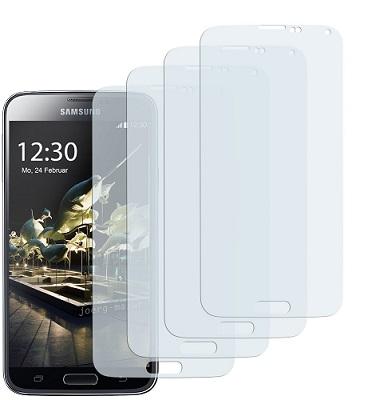 Schutzfolie für das Samsung Galaxy S5